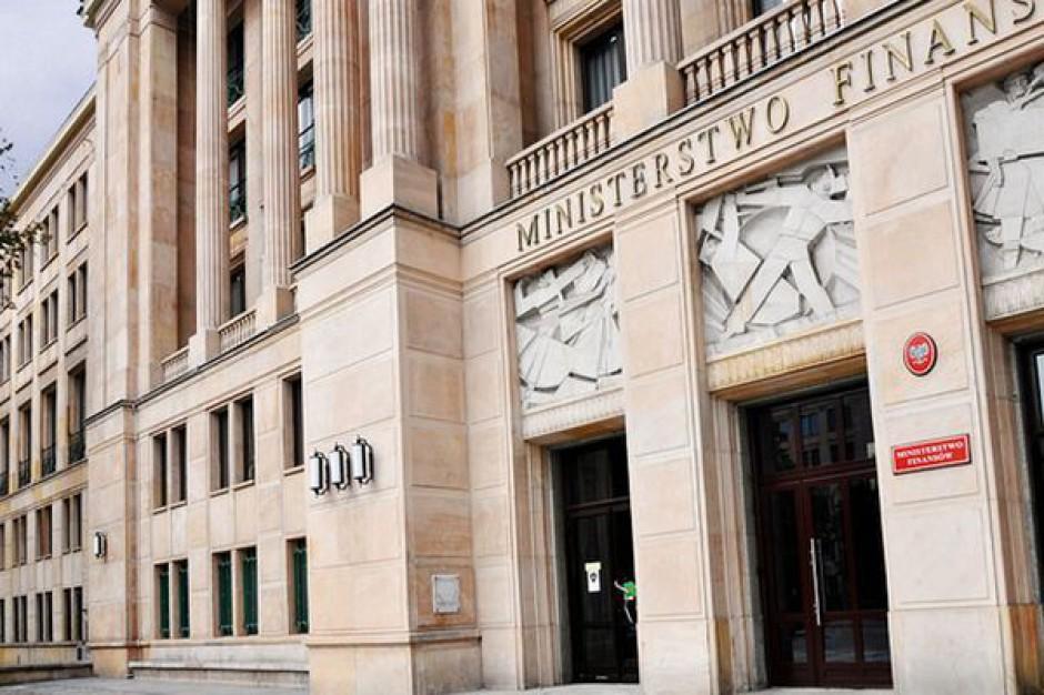 Janosikowe: MF kwestionuje wyrok WSA. Zapowiada skargi kasacyjne