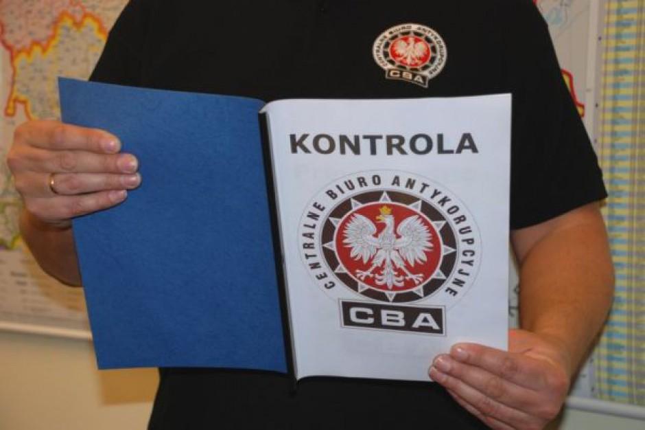 CBA wykryło nieprawidłowości w radomskim urzędzie