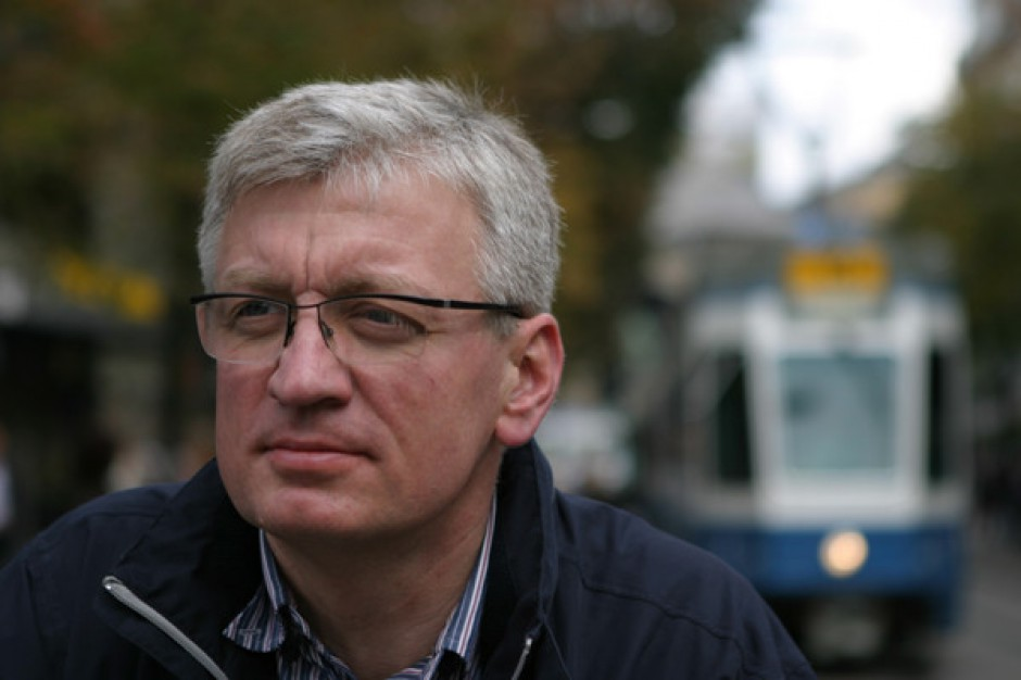 Kandydat na prezydenta Poznania chce powstrzymać odpływ mieszkańców z miasta