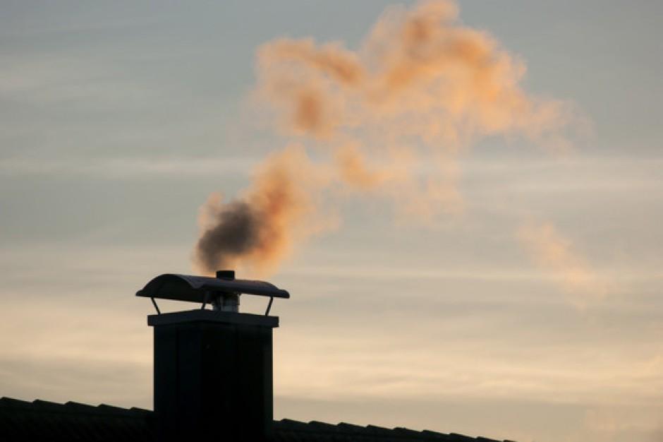 Zapylenie powietrza w Krakowie rośnie