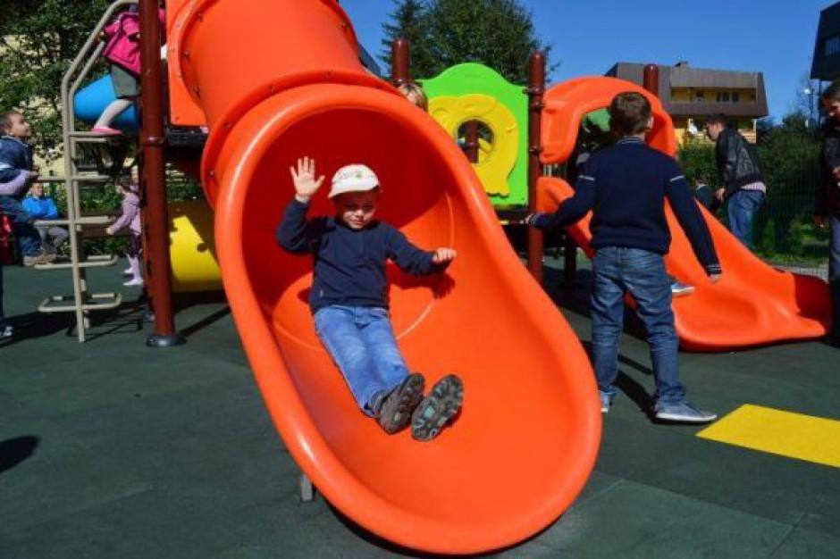 Otwarto nowy plac zabaw w Zakopanem (zdjęcia)