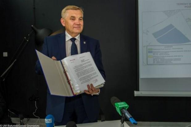 Siedem podlaskich miast wnioskuje o powiększenie suwalskiej strefy