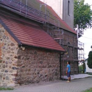 Kościół św. Mikołaja w Radominie (fot:kujawsko-pomorskie.pl)