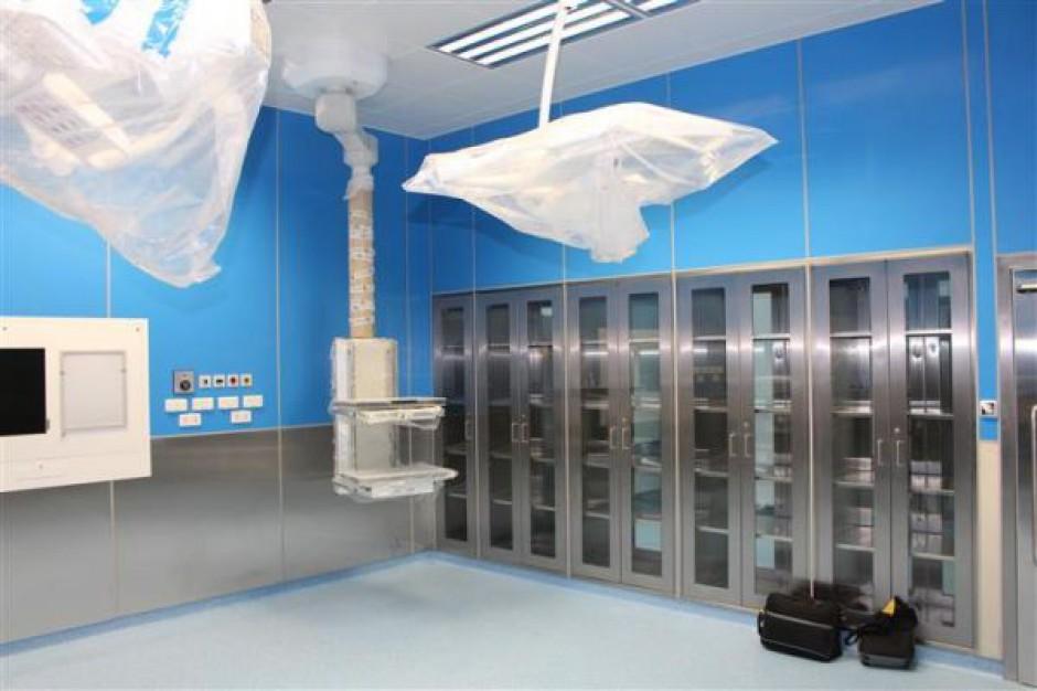 Opolskie Centrum Rehabilitacji ma nowy blok operacyjny