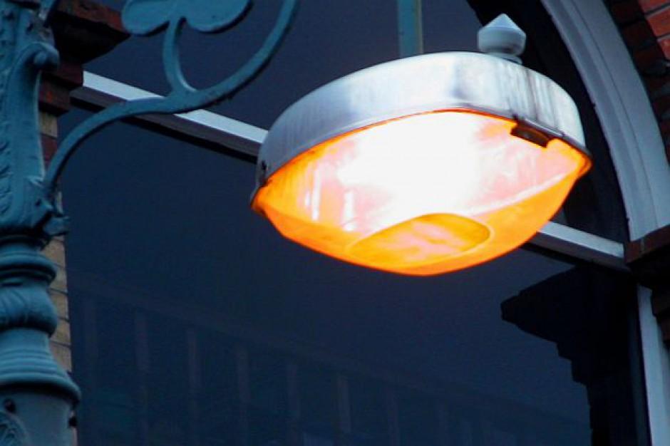 Podkarpackie miasta oszczędzają na modernizacji oświetlenia