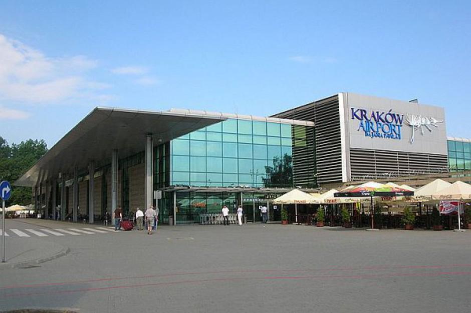 Trwa rozbudowa Kraków Airport