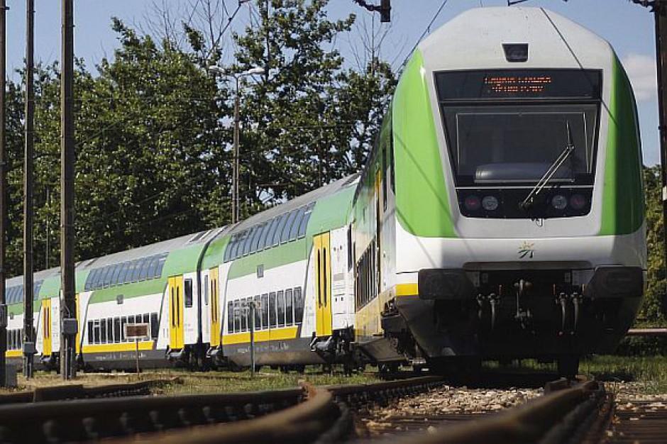 Na Mazowszu liczą pasażerów kolei i badają ich potrzeby
