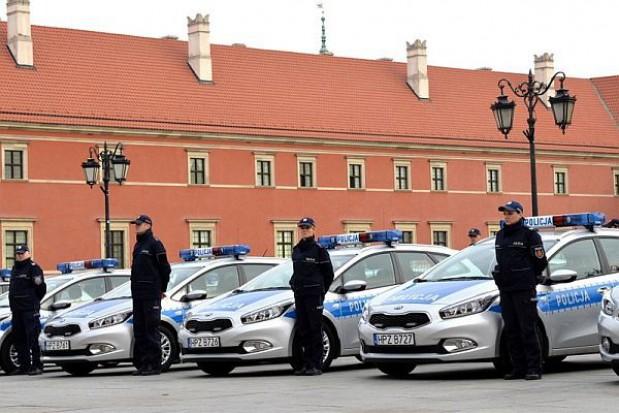 Do stołecznej policji trafiły nowe radiowozy