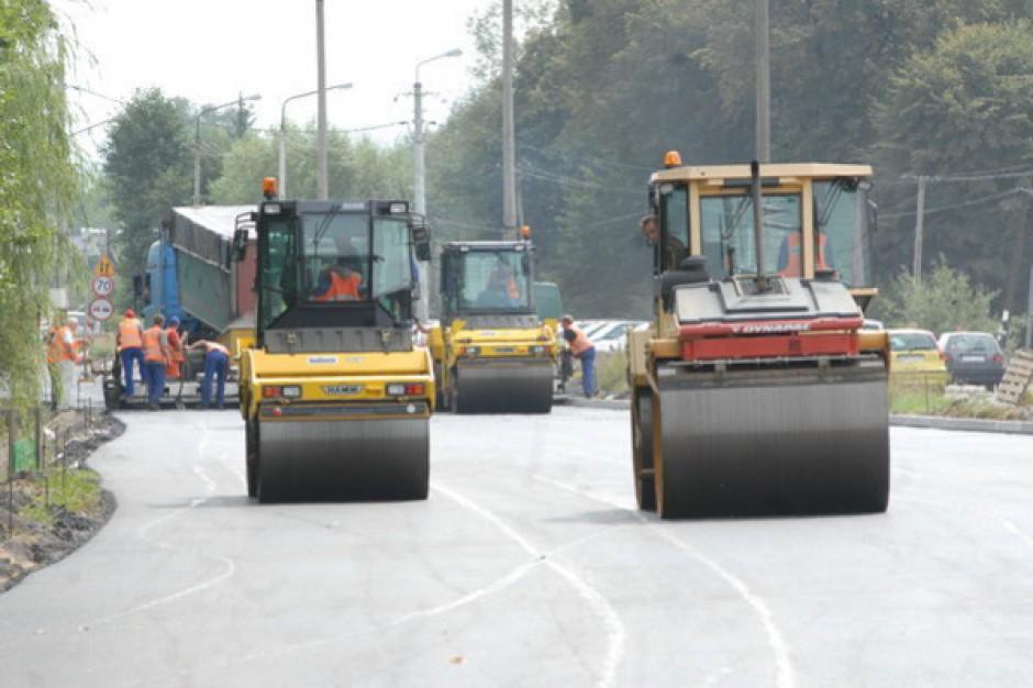 110 wniosków na przebudowę podkarpackich dróg
