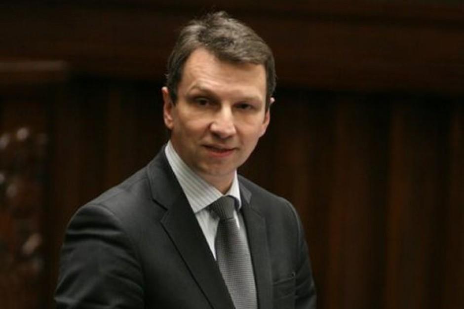 Halicki: Polska ma być wielkim placem budowy sieci szerokopasmowej