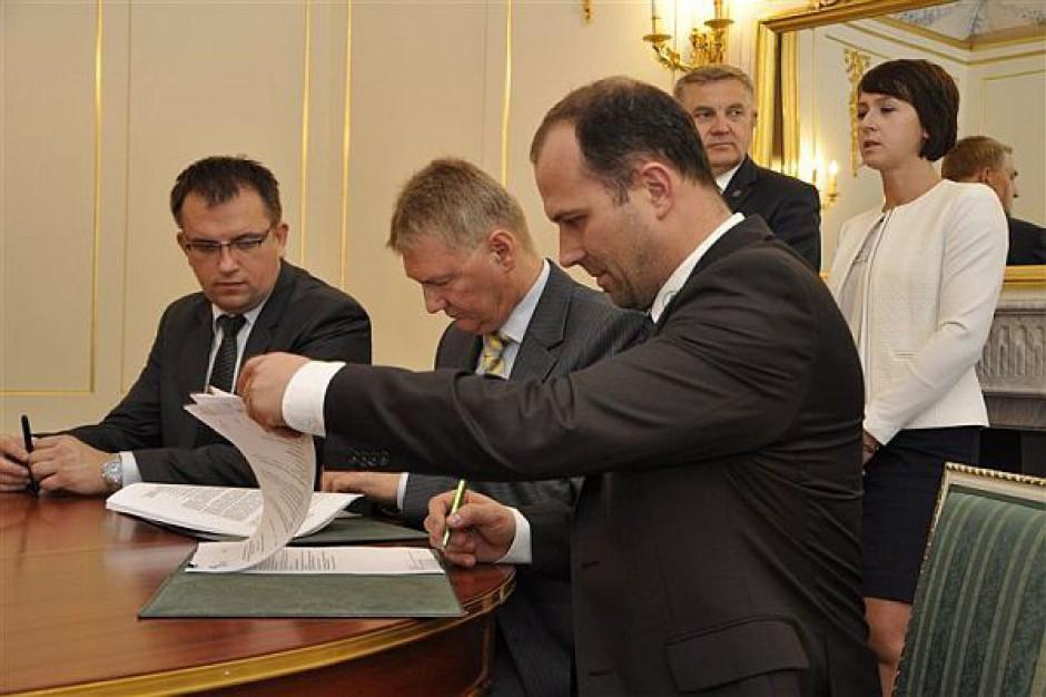 Ponad 80 mln zł na nowoczesną sortownię odpadów w Białymstoku