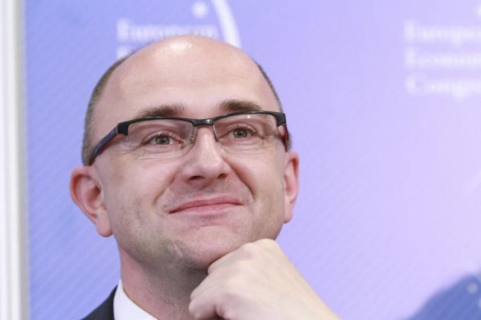 Zdziebło: Pieniądze unijne na kolej będą w pełni wykorzystane
