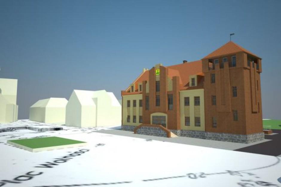 Odbudowany ratusz w Tolkmicku: atrakcja turystyczna i siedziba gminy