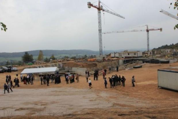 W Chęcinach powstaje Europejskie Centrum Edukacji Geologicznej