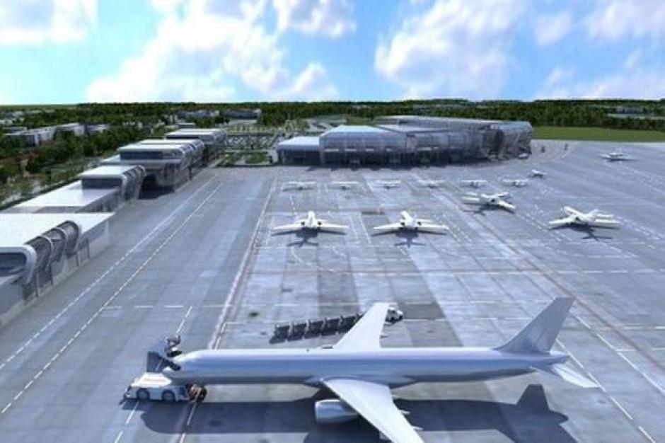 Lotnisko w Radomiu będzie miało nowy terminal. Jest przetarg