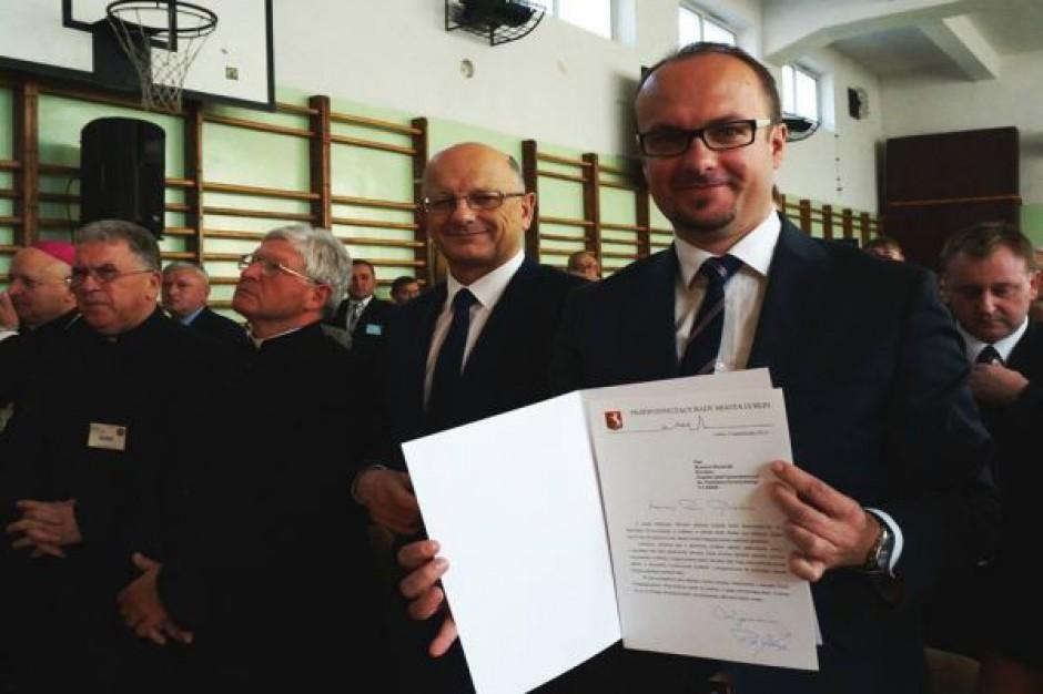 """Kowalczyk i """"Wspólny Lublin"""": wsparcie dla rodzin i ekologia"""