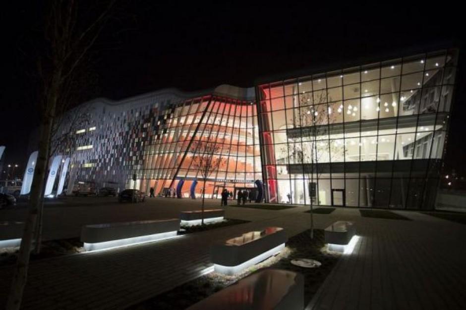 Zobacz imponujące Centrum Kongresowe ICE Kraków
