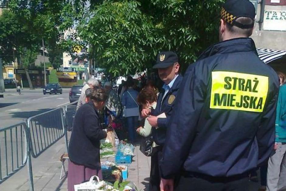 Policja chwali straż miejską
