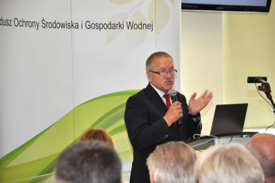 Janusz Ostapiuk podpowiada, jak nie stracić dofinansowania zUE do gospodarki odpadami