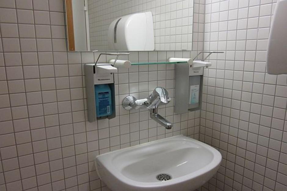 Szkoły walczą o remont łazienki