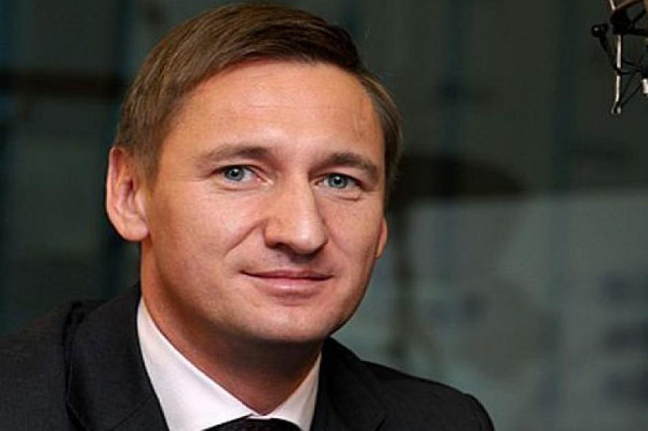 Geblewicz: Naszą aspiracją jest tworzenie silnego rynku