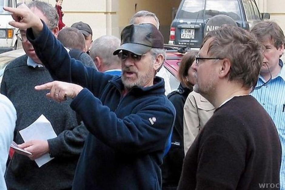 Steven Spielberg będzie kręcił we Wrocławiu