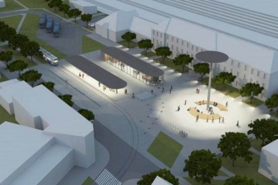 Zamienią plac dworcowy w Jaworznie w komunikacyjne centrum
