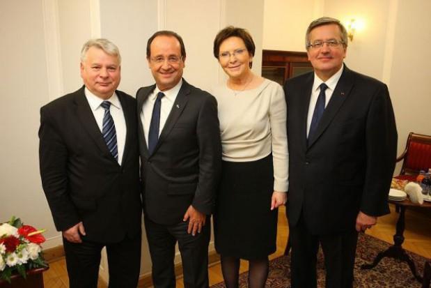 Borusewicz do kandydatów PO: w samorządzie jest władza