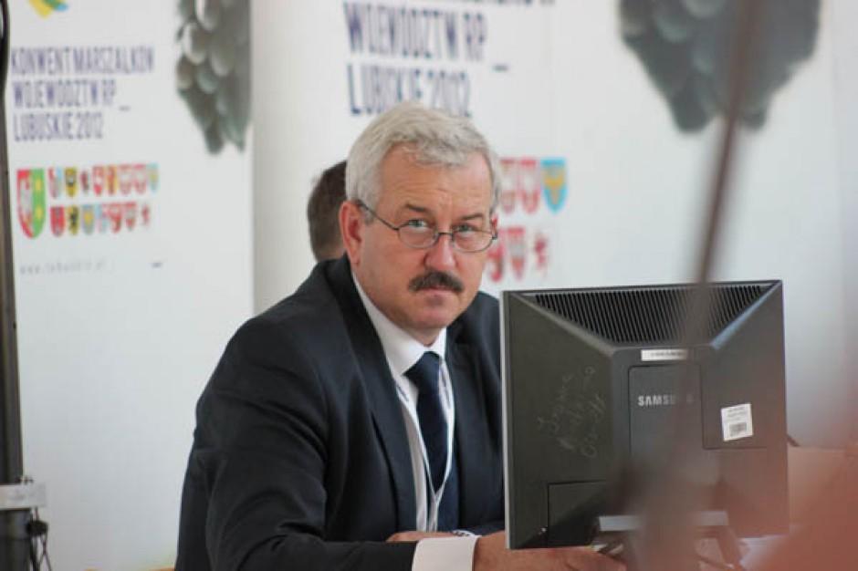 PSL nie cofnęło rekomendacji wicemarszałkowi podlaskiego