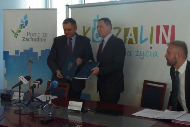 Marszałek zwiększa wsparcie na przebudowę Rynku w Koszalinie