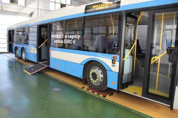 Legnica ma ekologiczny autobus za prawie milion złotych