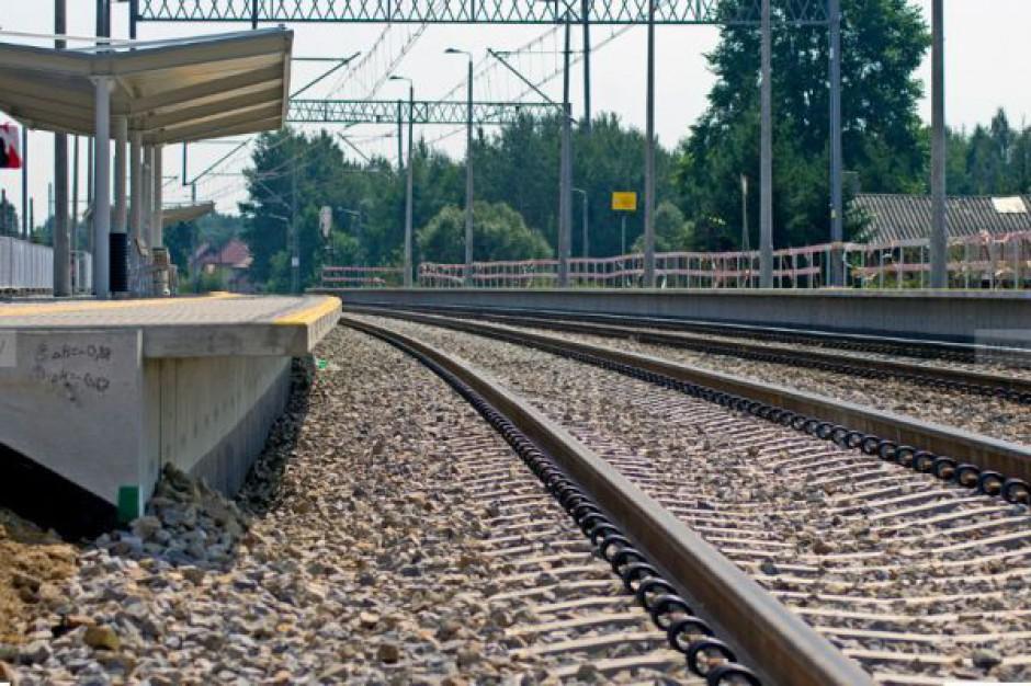 Ponad 30 nowych peronów na trasie Koluszki-Częstochowa