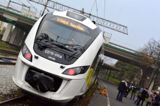 Lubuskie zakupiło pierwszy pociąg elektryczny za 21,4 mln zł