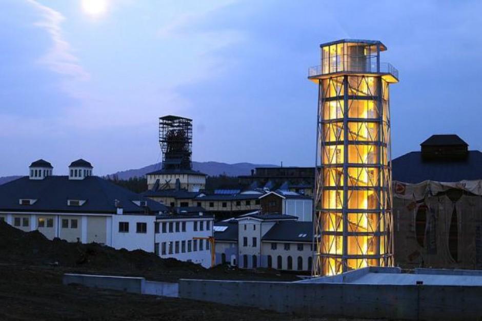 Stara kopalnia w Wałbrzychu turystyczną perełką za 100 mln zł