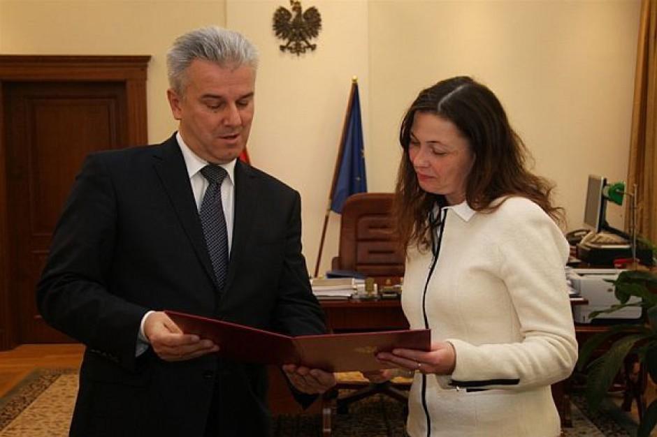 Monika Zbrojewska nowym wiceministrem sprawiedliwości