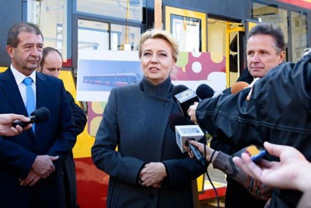 Nowe tramwaje wyjadą na ulice Łodzi