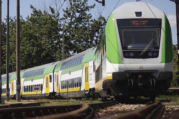 Warszawa chce rozwijać sieć kolejową