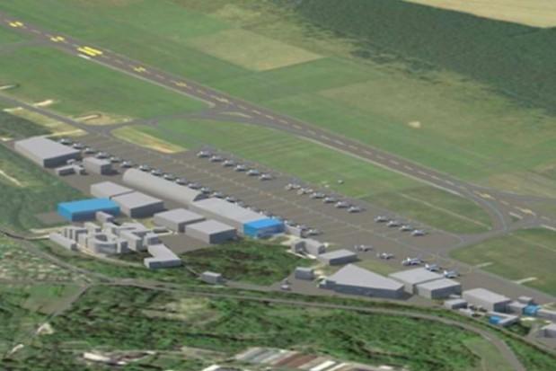 Lotnisko w Modlinie będzie rozbudowywane