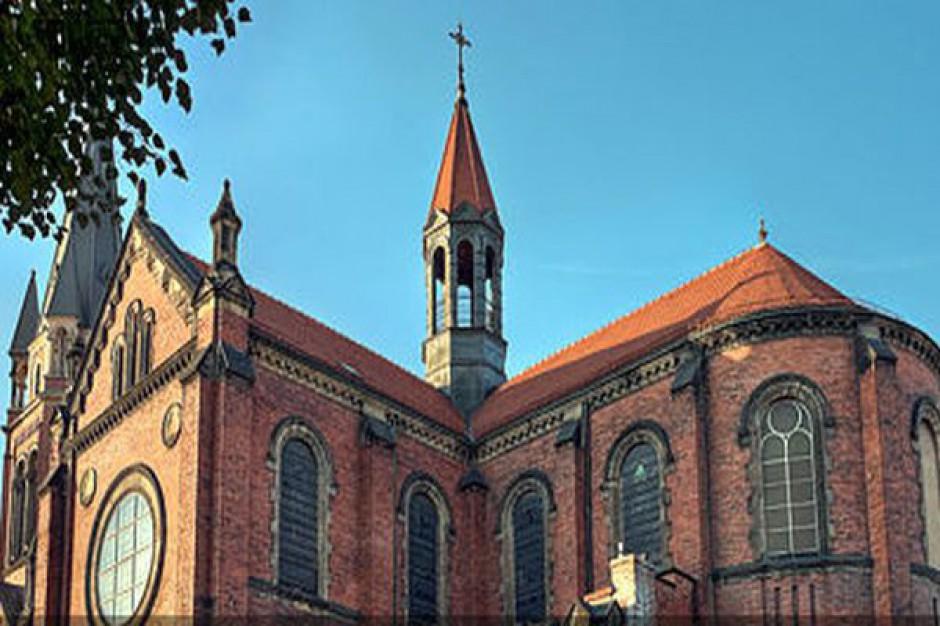 Zarząd woj. śląskiego zarezerwował 100 tys. zł na katedrę w Sosnowcu