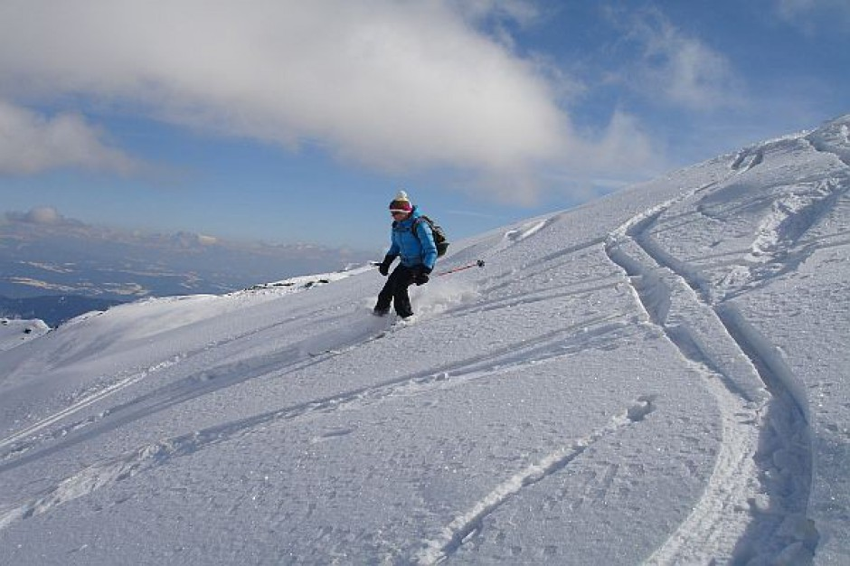 Nowoczesne wyciągi narciarskie pod Tatrami