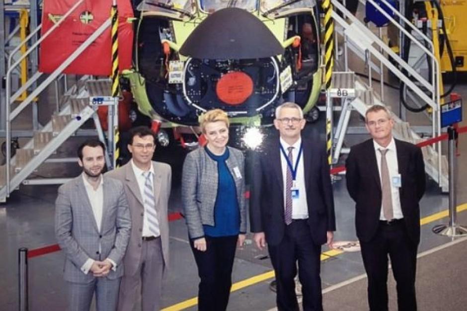 Airbus Helicopters uruchomi w Łodzi swój zakład produkcyjny?