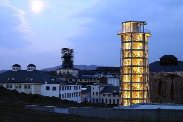 """Unikat w Europie: kopalnia """"Julia"""" w Wałbrzychu odmieniona"""