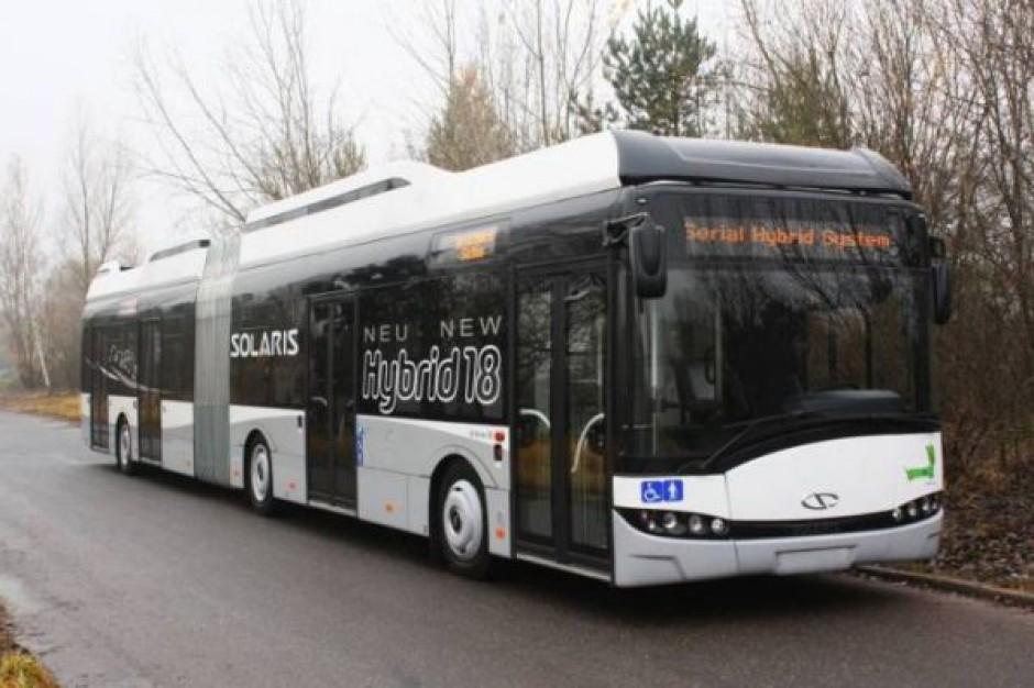 Pierwsze miasto w Polsce tylko z hybrydowymi autobusami