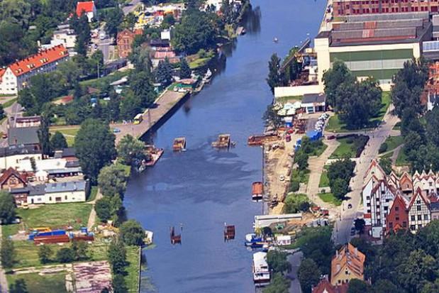 ANR sprzedaje ziemię pod inwestycje portowe w Elblągu