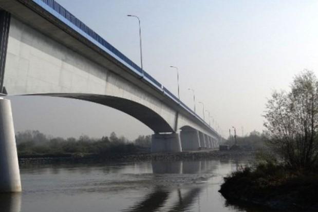 Most w Połańcu połączył świętokrzyskie i podkarpackie