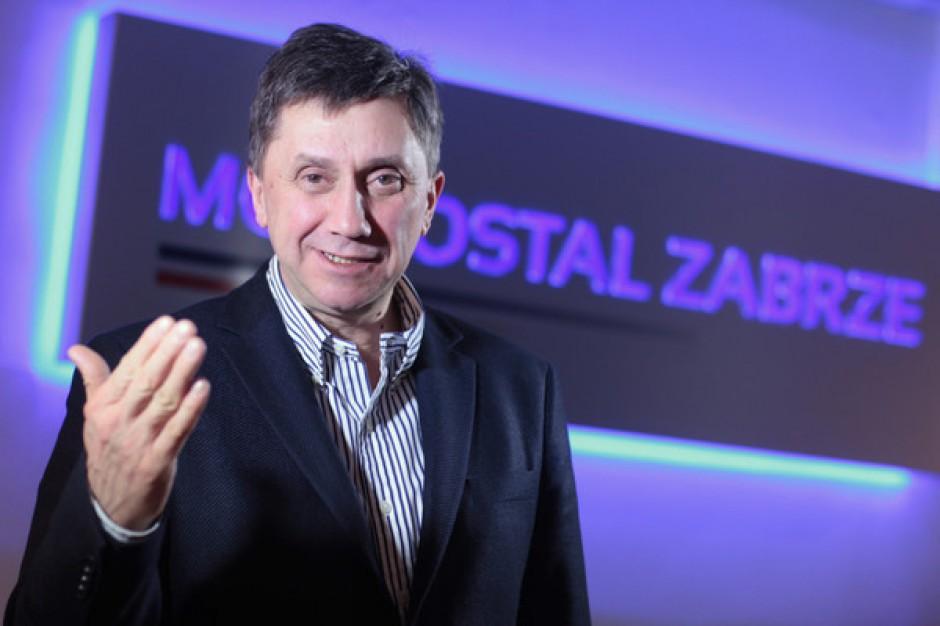 Mostostal Zabrze chce milionów od Śląska za drogowy kontrakt