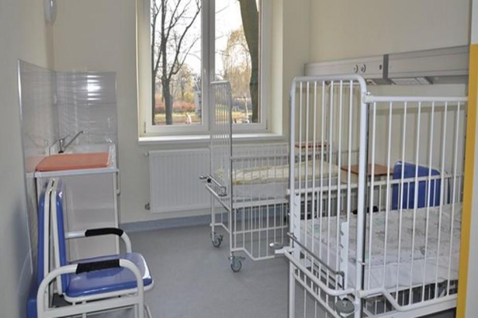 Oddział pediatryczny częstochowskiego szpitala zmienił oblicze