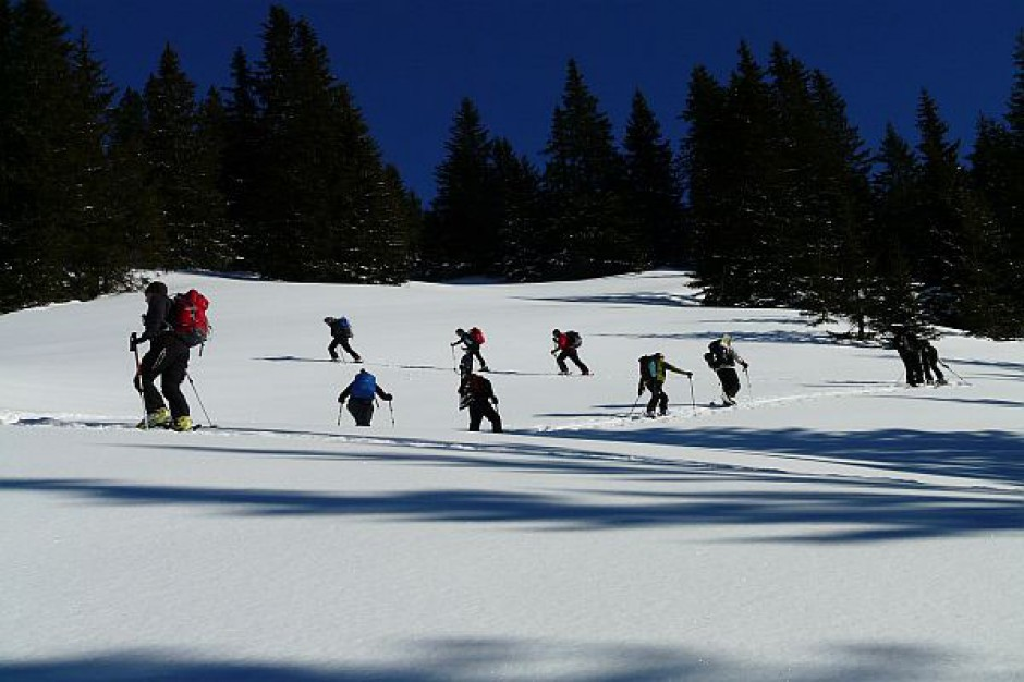 Trasa narciarska na zboczu Gubałówki znów będzie otwarta