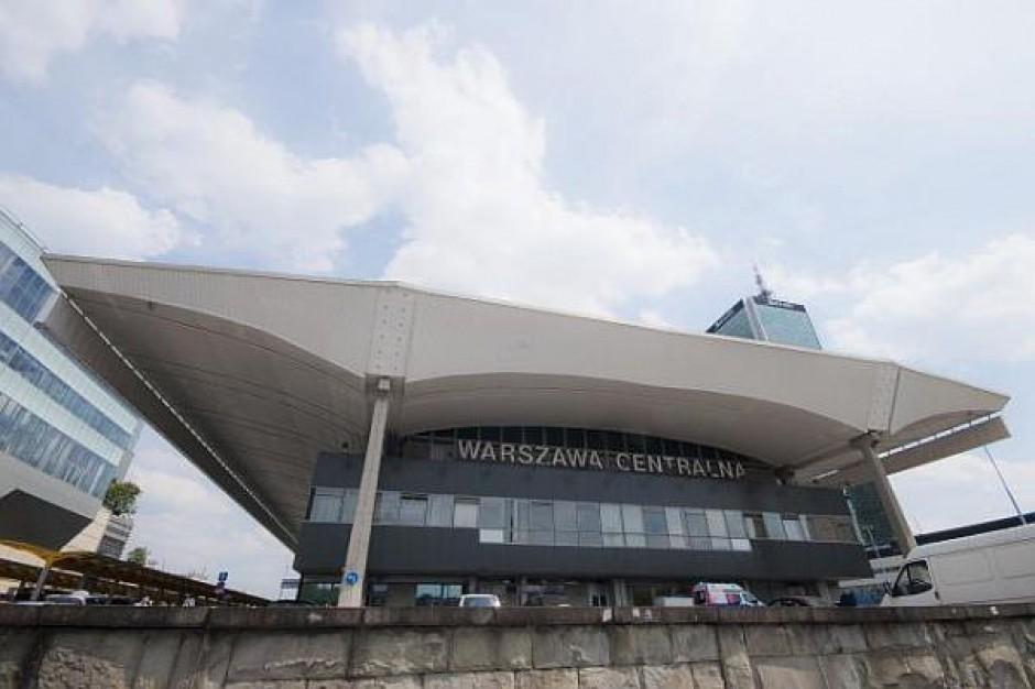 Szykuje się ocieplanie Dworca Centralnego w Warszawie