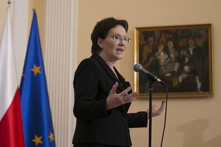 Kopacz: Mądre rozdysponowanie pieniędzy z UE najważniejsze dla samorządów w nowej kadencji